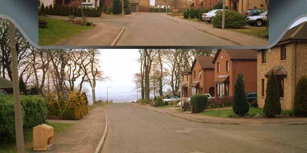 Hình ảnh phía trước và sau