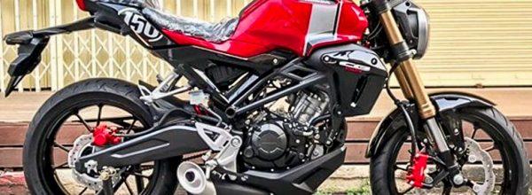 Honda CB150R Exmotion 2019 bất ngờ ra mắt màu mới