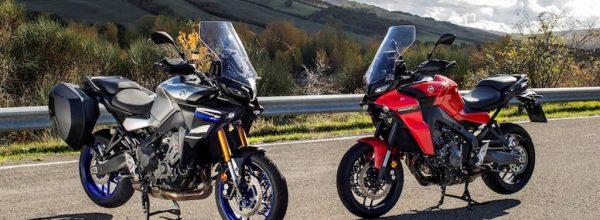 Yamaha Tracer 9 và Tracer 9 GT 2021 ra mắt với diện mạo đầy lôi cuốn