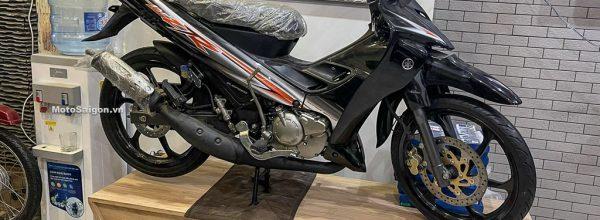 Yamaha 125ZR YaZ màu đen siêu hiếm được rao bán với giá khủng