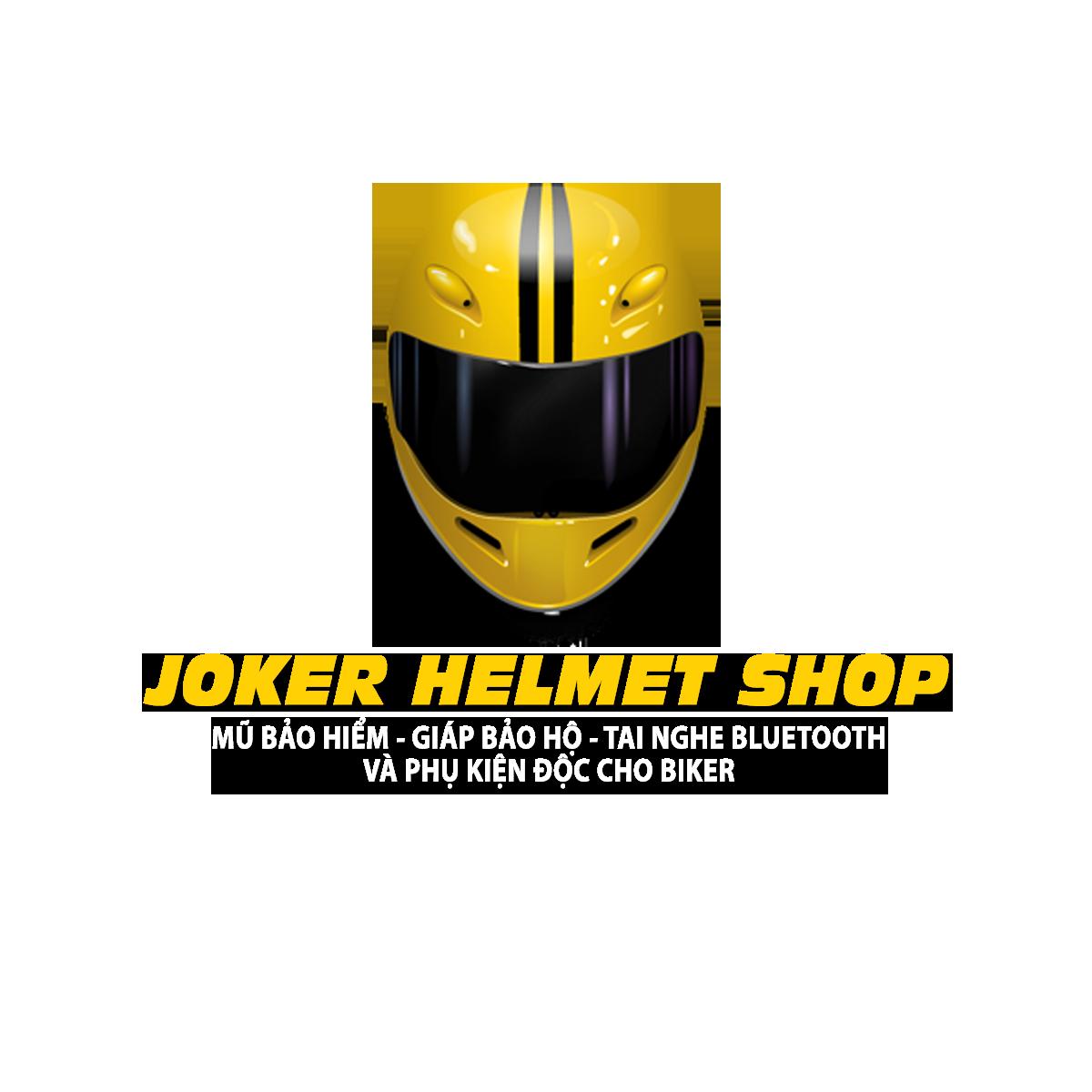 Joker Helmet Shop